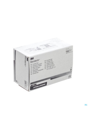 Blenderm 3m Occlusif Transp 25mmx4,57m 12 1525-10447011-20