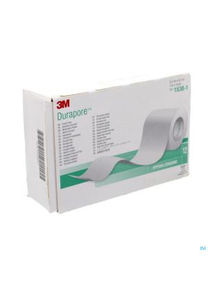 Durapore 3m Sparadrap Soie Synth.25mmx9m 12 1538/10447045-20