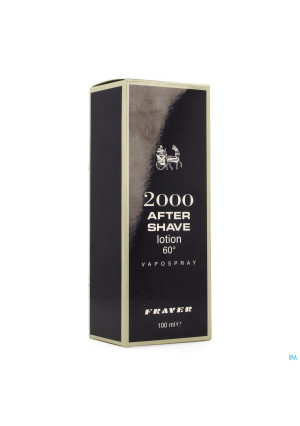 A/shave 2000 Fraver 100ml Vapo Cap Luxe0485953-20