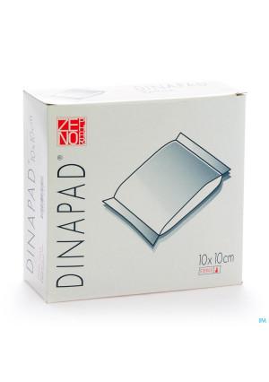 Dinapad 10x10cm 10 Compresse Sterile N/adh0487421-20