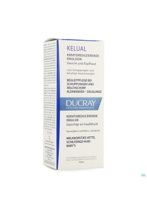 Ducray Kelual Emulsion 50ml0498162-20