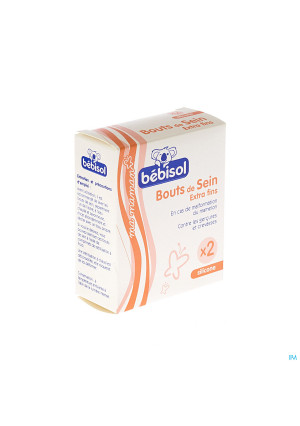 Bebisol Bouts De Seins Silicone 20615559-20
