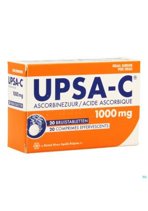 Upsa-c Eff 1g Tabl 200817718-20