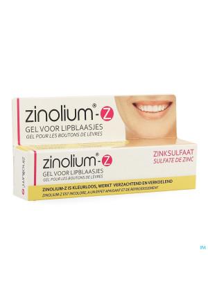 Zinolium Gel Tube 5g0838953-20