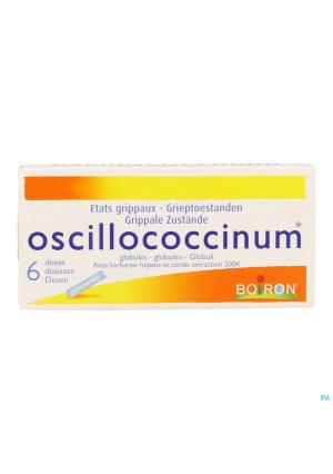 Oscillococcinum Doses 6 X 1g Boiron0889014-20