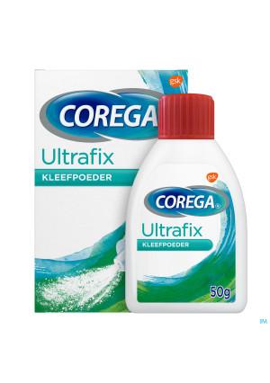 Corega Ultrafix Pdr Adhesive 50g1021773-20