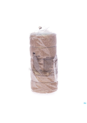Coban 3m Bandage El. Skin Roul. 2,5cmx4,5m 5 15811069152-20
