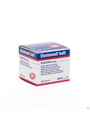 Elastomull Haft Bande Fix. Cohesif 4cmx4m 45470001112705-20