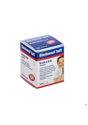 Elastomull Haft Bande Fix. Cohesif 6cmx4m 45471001112713-20