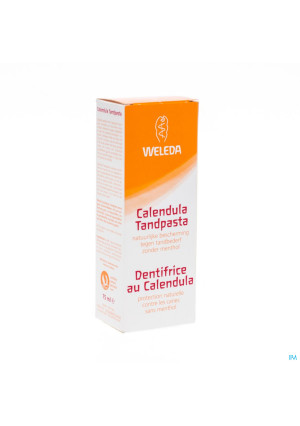 Weleda Dentif Calendula 75ml1142280-20