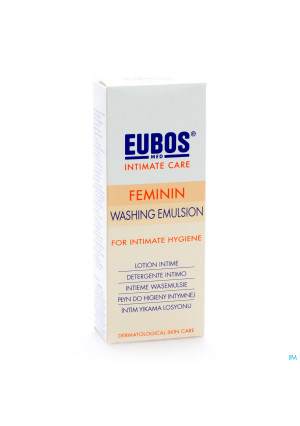Eubos Med Feminin Emulsion Lavante 200ml1153204-20