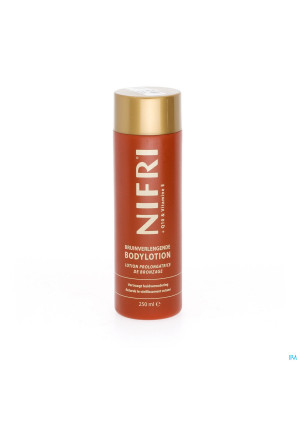 Nifri Prolongateur Bronzage 250ml1223783-20