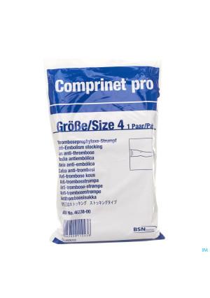 Comprinet Pro Thigh Bas A/embolie T4 1pair 46338001311208-20