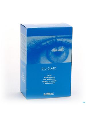 Cil-clar Hygiene Paupiere 100ml+cp 1001386879-20