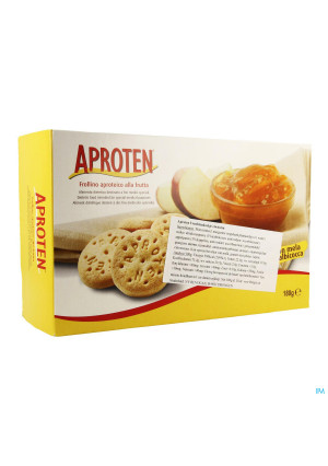 Aproten Biscuit Fruits 180g 54671406131-20