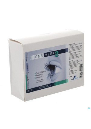 M.o.s. Safe Amp 30x10ml1459148-20
