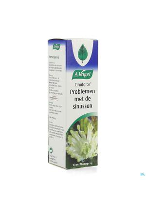 A.Vogel Cinuforce spray nasal 20ml1480599-20