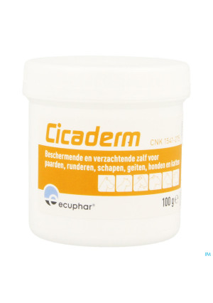 Cicaderm Pommade 100g1541275-20
