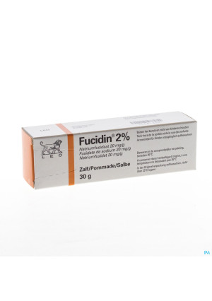 Fucidin Zalf Pommade 2 % 30g1556604-20