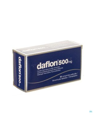 Daflon 500 Comp 60x500mg1607613-20