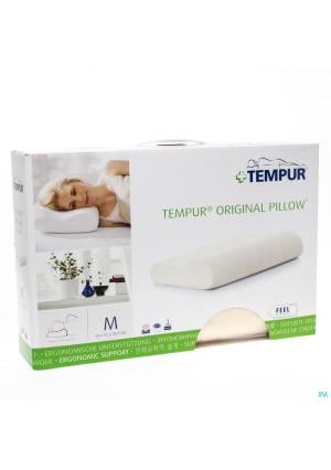Tempur Coussin + Housse Velours M1615665-20