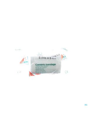 Cambric 408 5cmx5m Bandage Zeno1632819-20