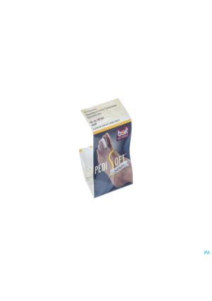 Bort Pedisoft Separateur Orteil Silicone Small 21652098-20