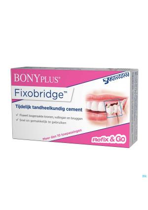 Bonyplus Fixobridge Fixation Couronnes-bridges 7g1656610-20
