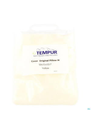 Tempur Coussin Housse Velours 50x31cm M1660273-20
