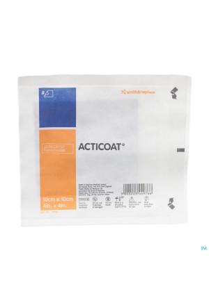 Acticoat Pans Individuel 10x 10cm 660007911685619-20