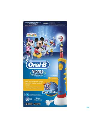 Oral B Plak Control D10511 Mickey Blue1697192-20