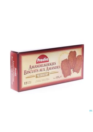 Prodia Biscuit Amande+edulcor. Maltitol 125g 60081713882-20