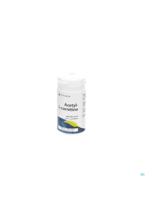 Acetyl-l-carnitine 500mg Springfield V-caps 601744135-20