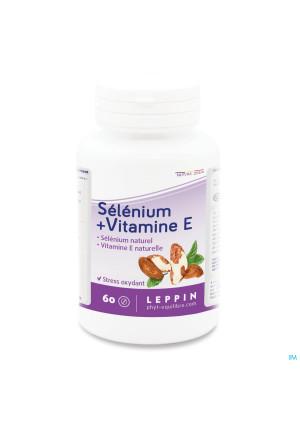 Leppin Selenium + Vit E Tabl 601769173-20