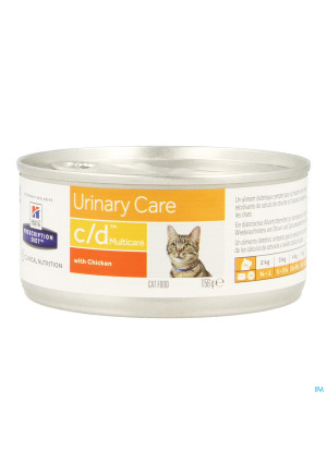 Hills Prescrip.diet Feline Cd Minced 156g 9451yt1790898-20