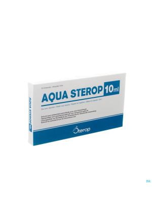 Aqua Sterop Pour Inj Solvens Amp 10 X 10ml1846237-20