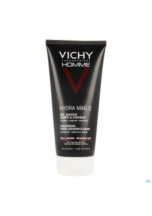 Vichy Homme Hydra Mag C Gel Douche 200ml2034338-20