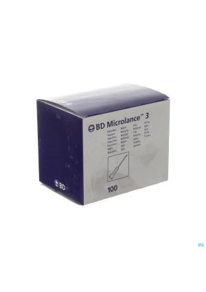 Bd Microlance 3 Aig. 19g 1 Rb 1,1x40mm Creme 1002105492-20