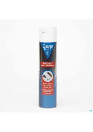 Bayer Home Spray Contre Insectes Volants 600ml2105716-20