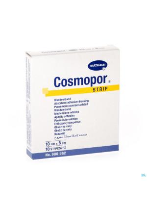 Cosmopor Strip Pflaster 8x10cm 10 90096222111573-20