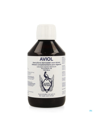 Aviol New Elixir Pigeons 250ml2172682-20