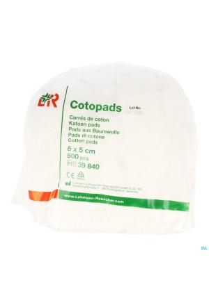 Cotopads Piece De Coton 5x 5cm 500 398402185361-20