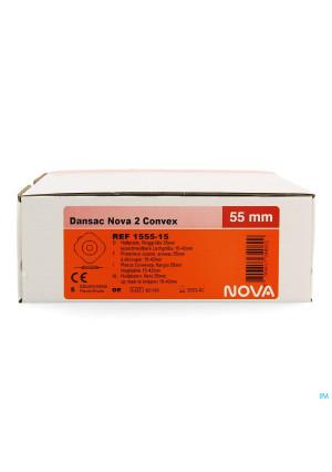 Dansac Nova 2 Convex Plaques 15-42mm 5 1555-152190627-20