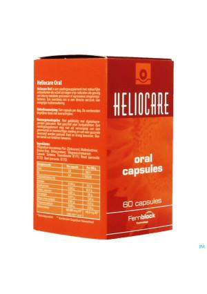 Heliocare Oral Prot.peau Uva-uvb A/age Pot Caps 602202190-20