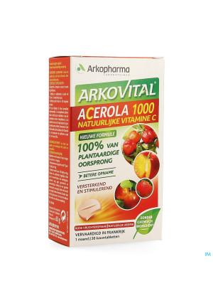 Arkovital Acerola 1000 Tube Comp 2x152227197-20