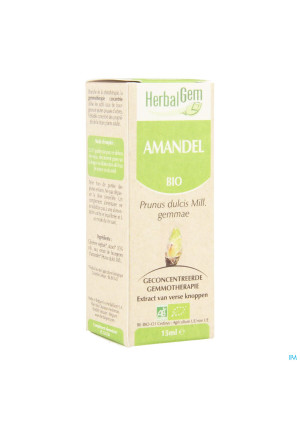 Herbalgem Amande Douce Macerat 15ml2228666-20