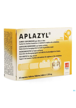 Aplazyl Chien-chat Comp 60 Nf2266732-20