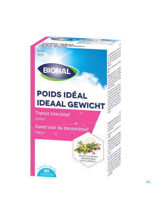 Bional Poids Ideal Caps 802267300-20