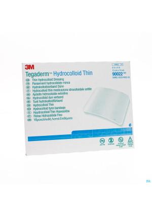 Tegaderm Hydrocol.square Steril Thin10x10cm5 900222304848-20