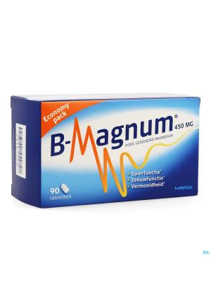 B-magnum Tabl 90x450mg2314250-20